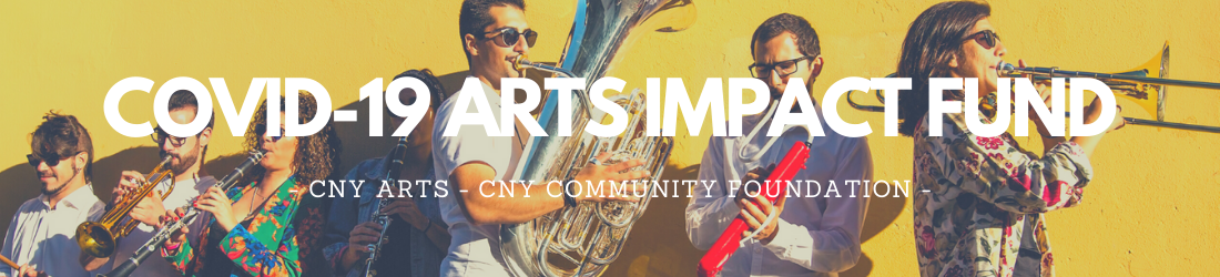 Keep the Arts Alive. Donate to the COVID-19 Arts Impact Fund Today.