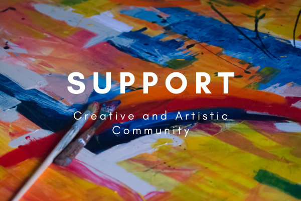 Support the Arts